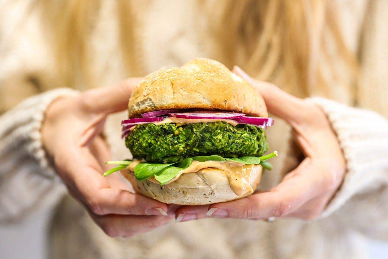 Easy Vegan buddha burger