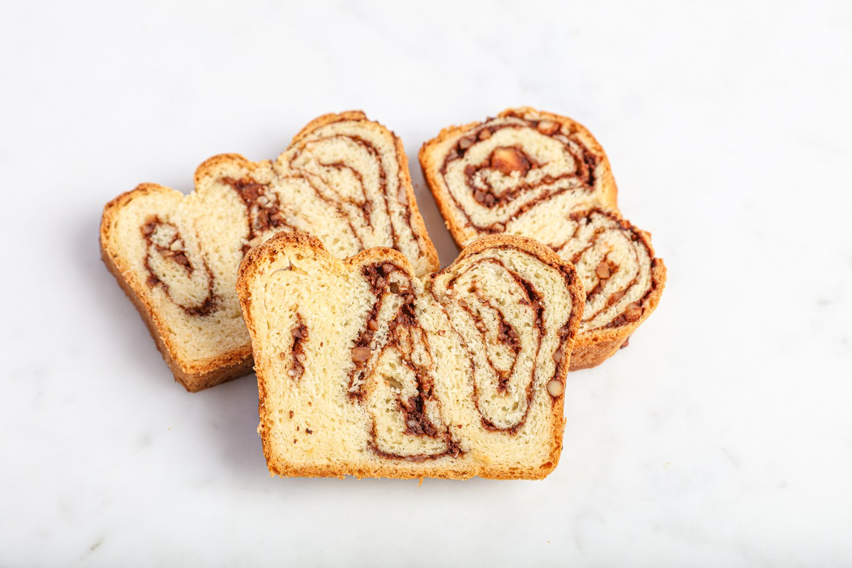 Easy Vegan povitica bread