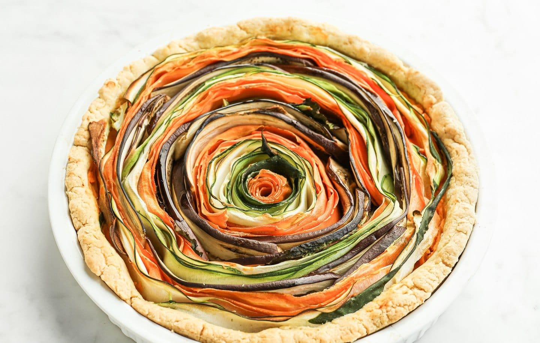 groentetaart