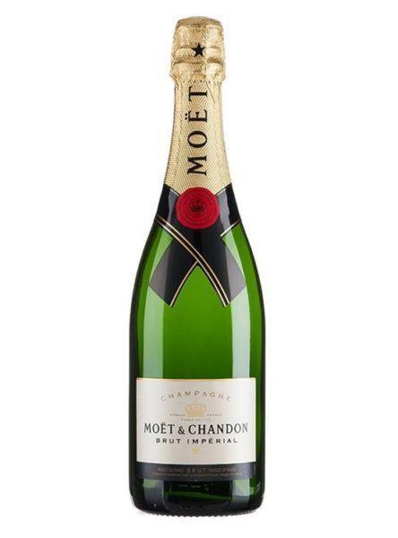 Vegan champagne