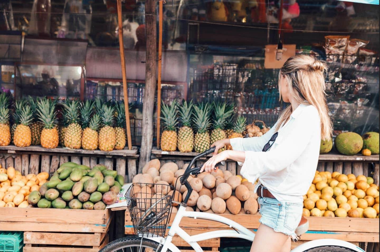 Hedendaags Overzicht seizoensgroenten -en fruit – Living the Green Life MY-52