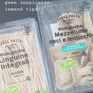 vegan recepten mezzelune