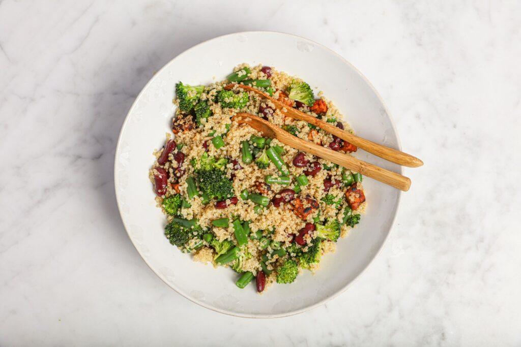 vegan power protein