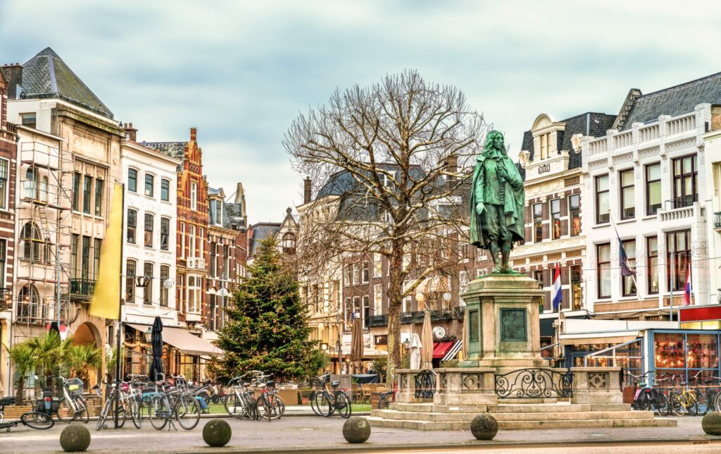 Vegan eten in Den Haag
