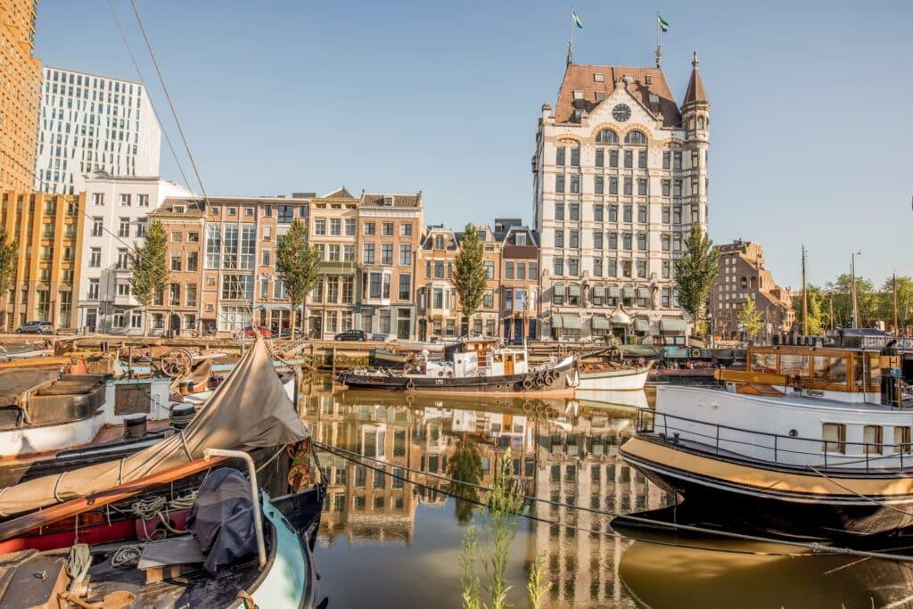 Vegan restaurants in Rotterdam
