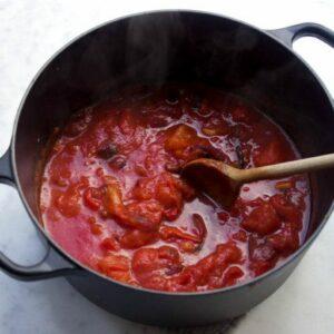 vegan tomatensoep