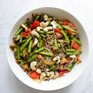 vegan wokschotel