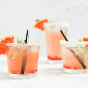 Cocktail met grapefruit