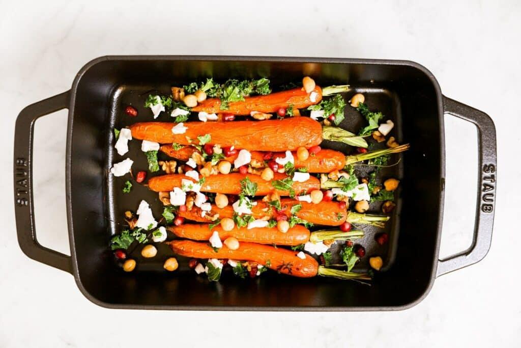 Geroosterde wortelen