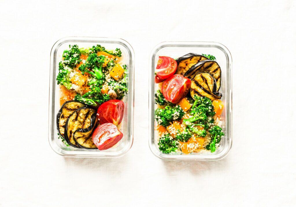 vegan eten bestellen in Den Haag