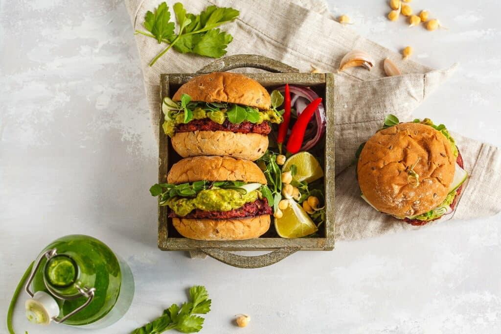 vegan eten bestellen