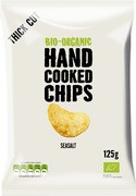 Hand cooked chips
