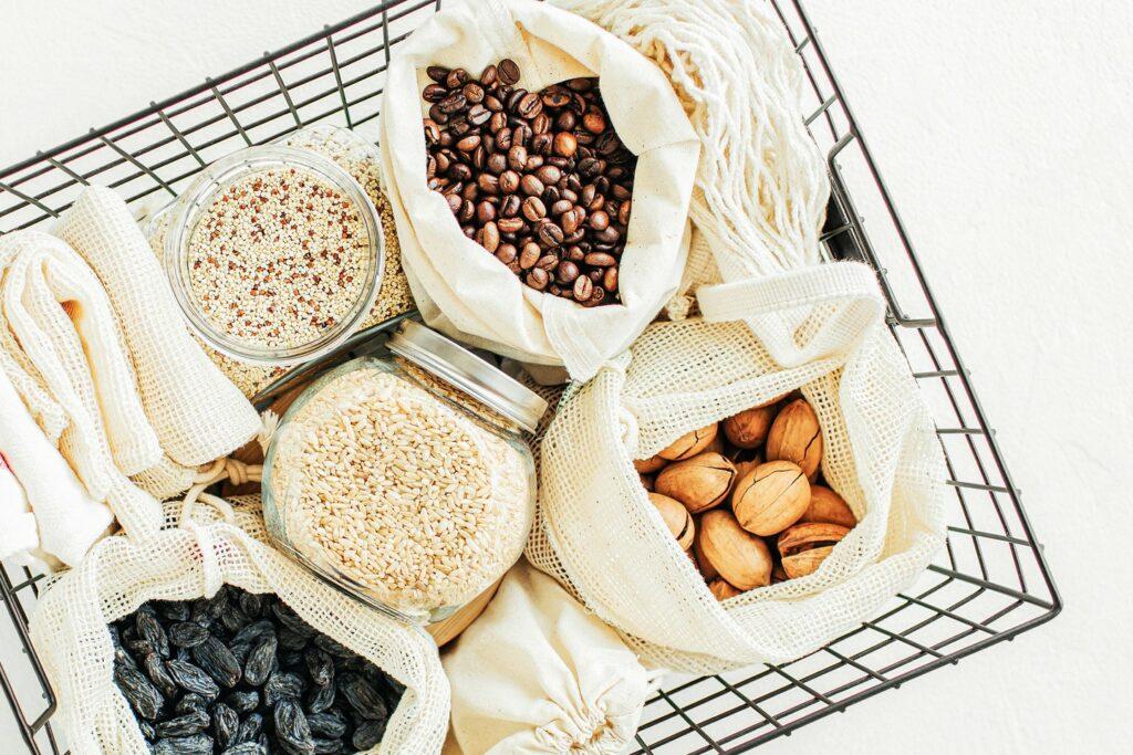 kooktijd voor peulvruchten en granen