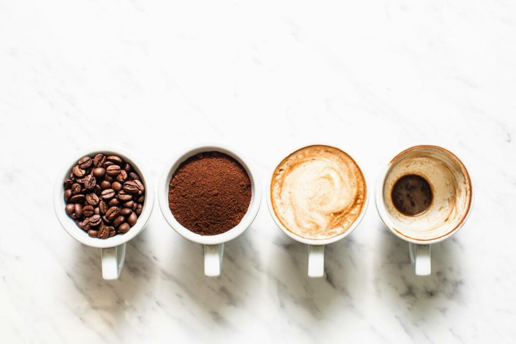 alternatieven voor koffie