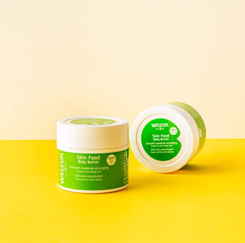 weleda vegan skin food body butter