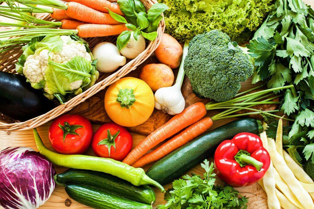 groenten die laag in koolhydraten zijn