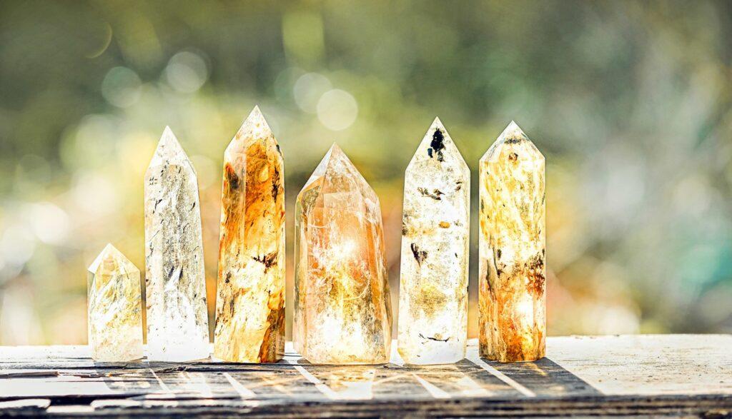 kristallen voor innerlijke rust