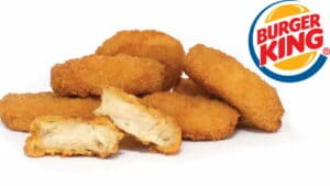 burger king vegan nuggets