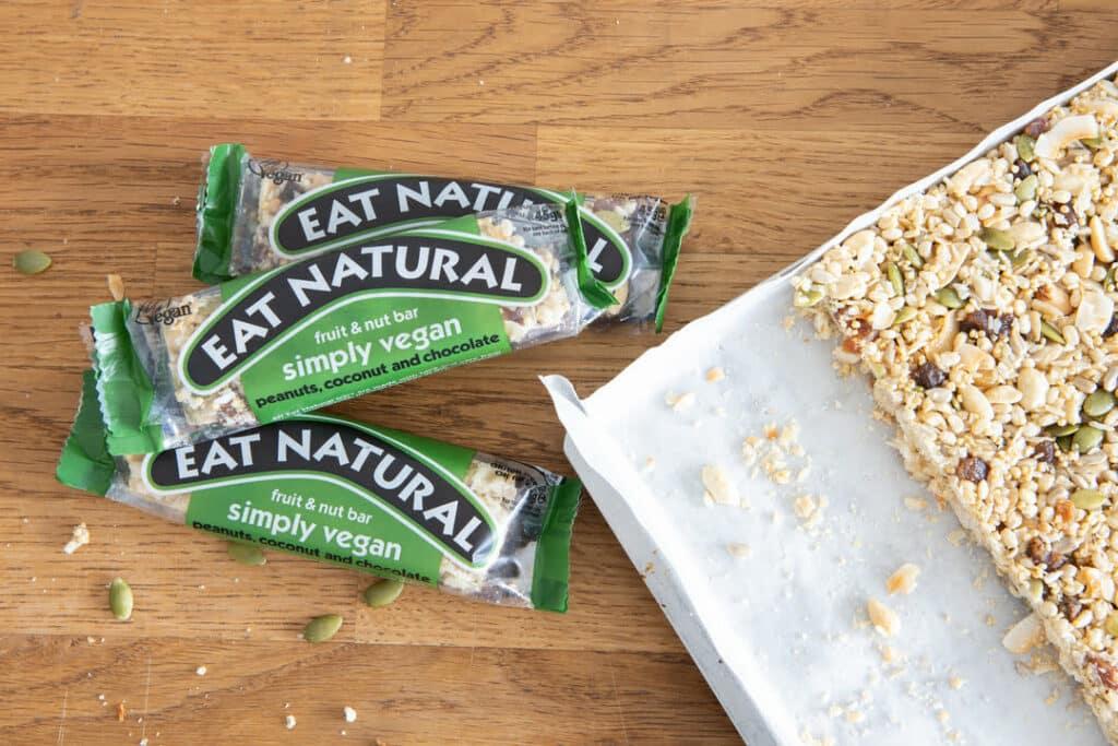 eat natural vegan