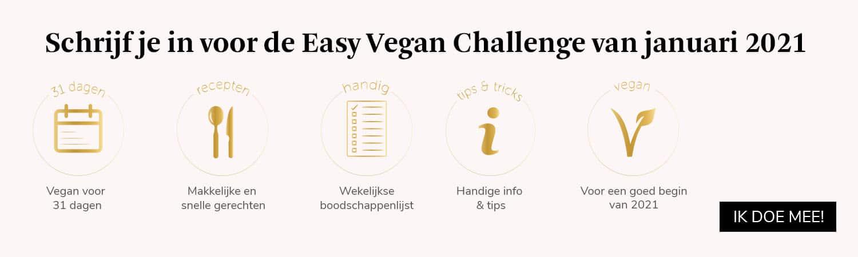 Easy Vegan Challenge