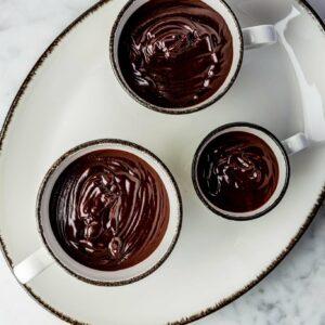 Italiaanse chocolademelk