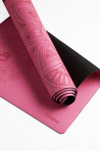 OHMat yogamat roze