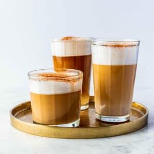 Speculaas latte