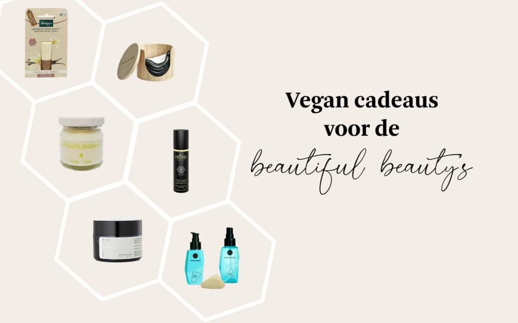 vegan cadeaus beauty