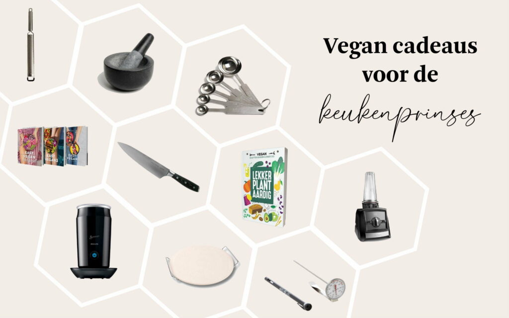 vegan cadeaus