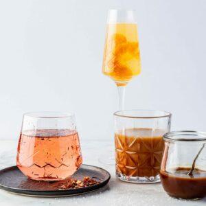 Cocktails zonder shaker