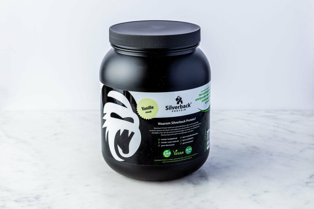 Silverback Protein vegan eiwitpoeder