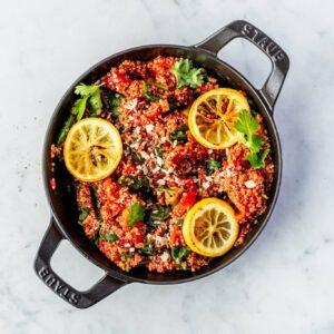 Marokkaanse quinoa