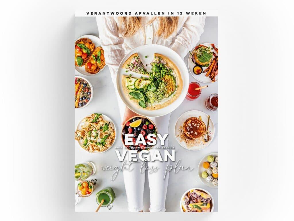 easy vegan weight loss plan boek