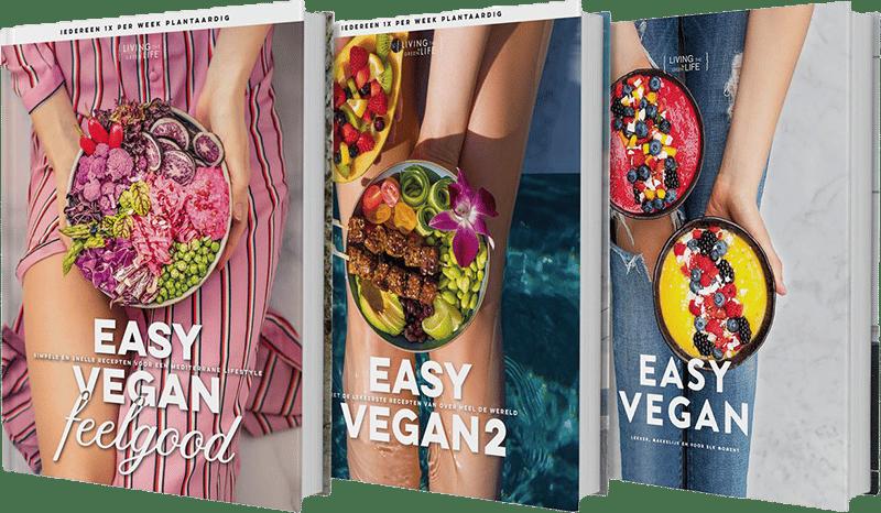 Easy Vegan Boeken