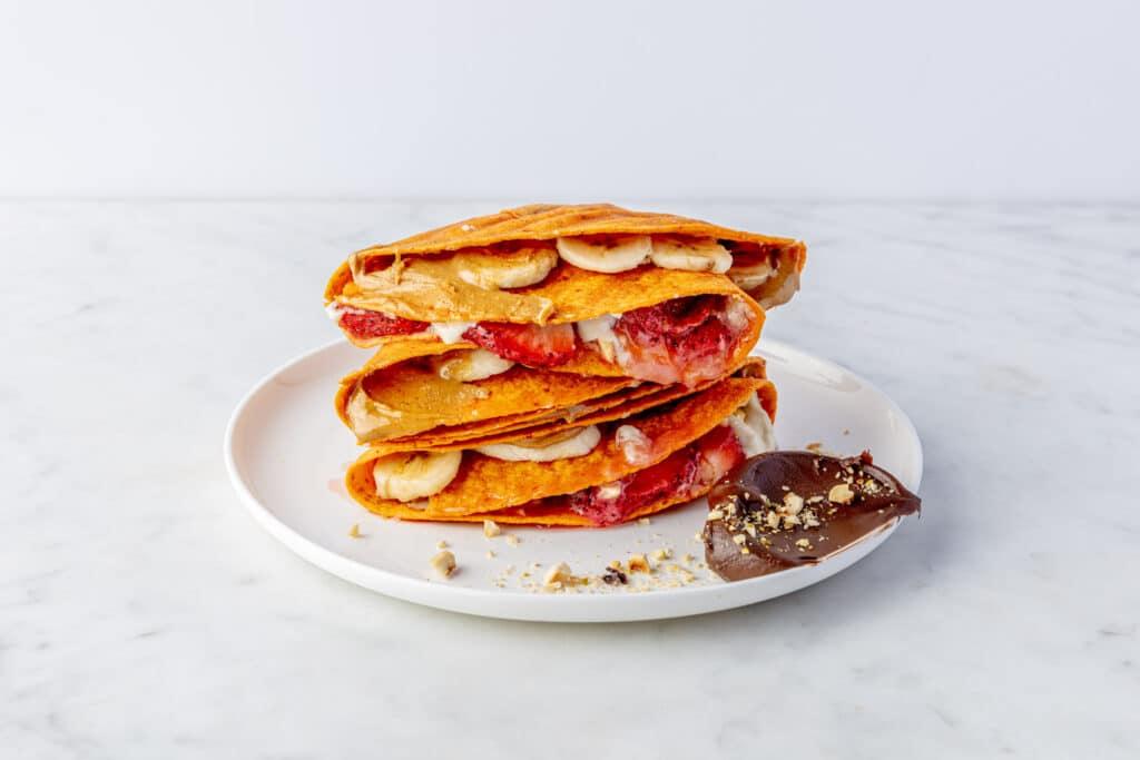 Fruit tortilla