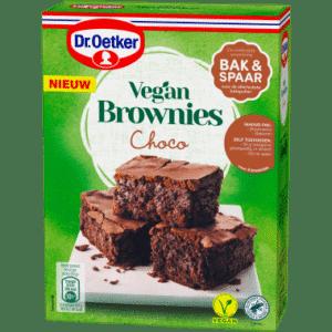 Dr. Oetker Vegan brownies