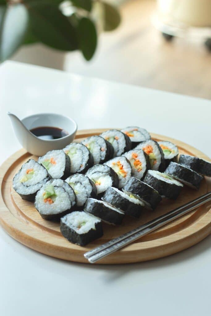 vegan sushi point