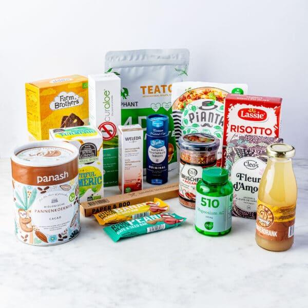 easy vegan box actie