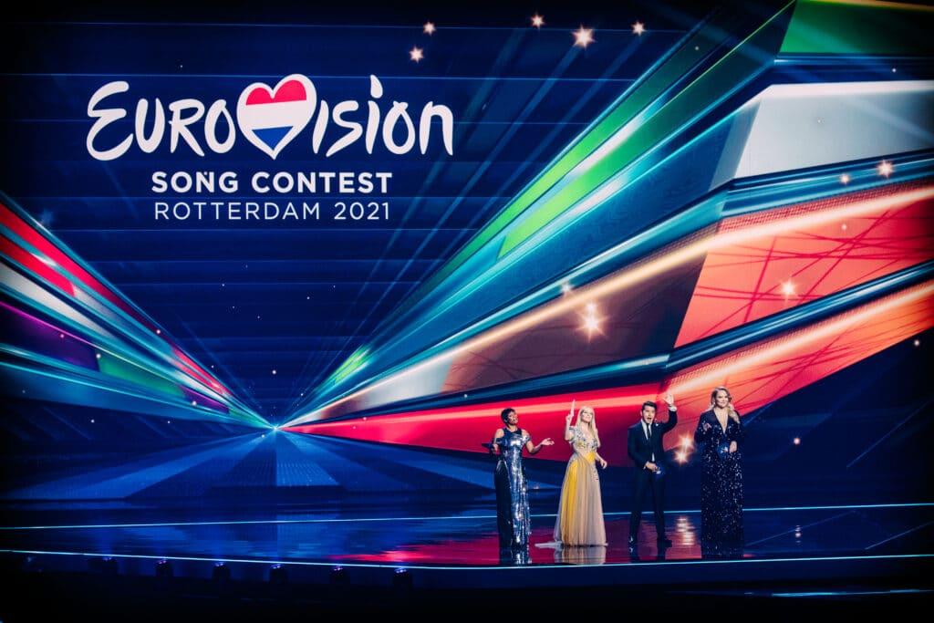 Eurovisie Songfestival Rotterdam