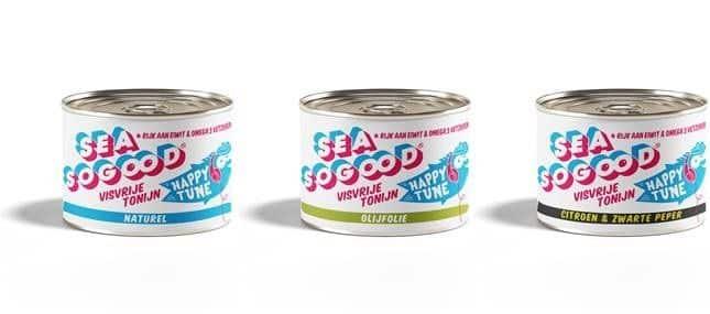 happy tune visvrije tonijn