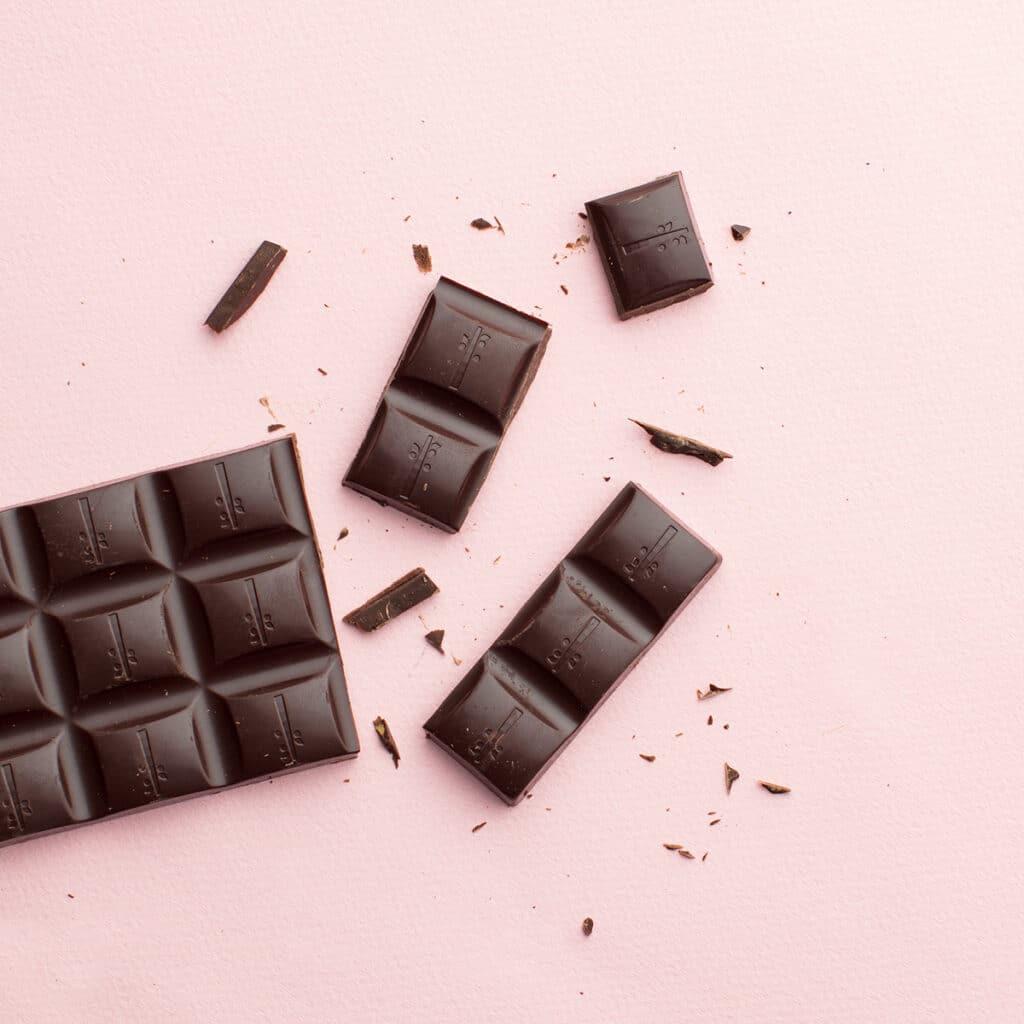 vegan chocoladerepen
