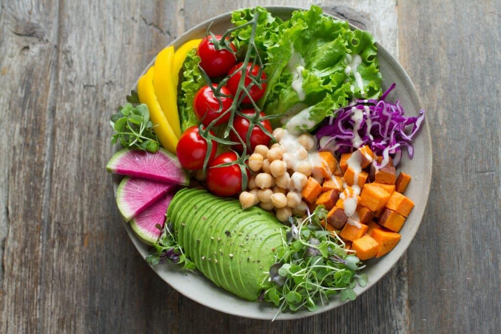 koolhydraatarme vegan recepten