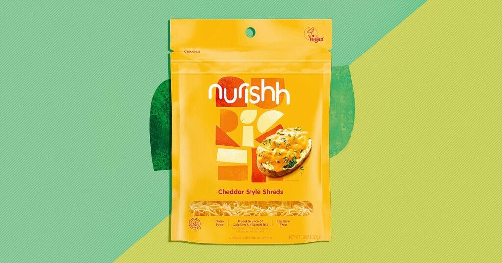 nurishh vegan kaas