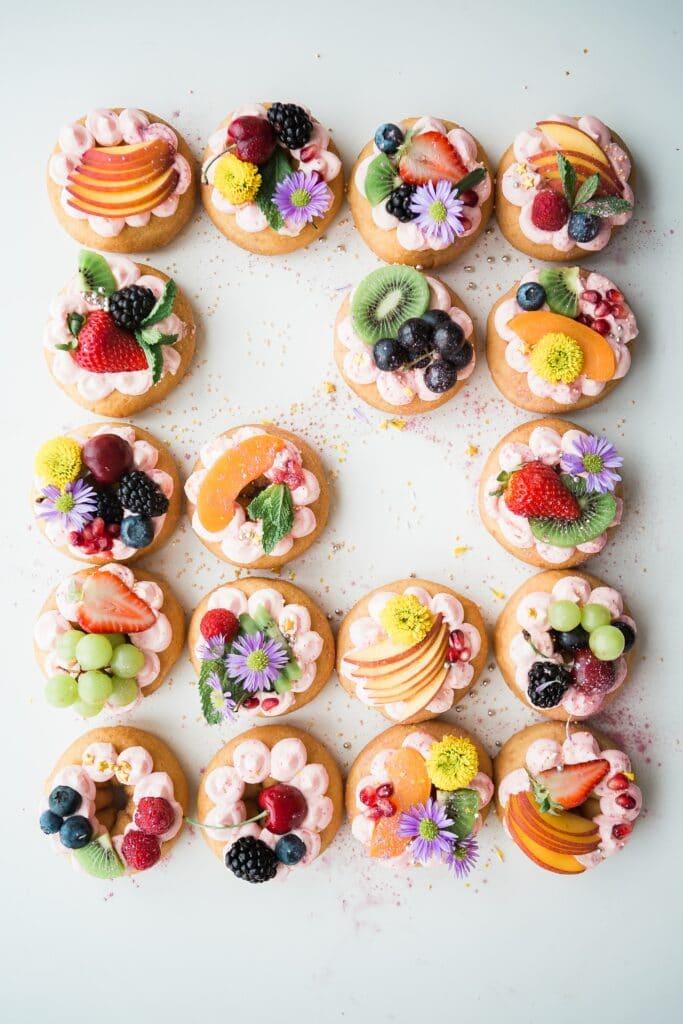 recepten eetbare bloemen