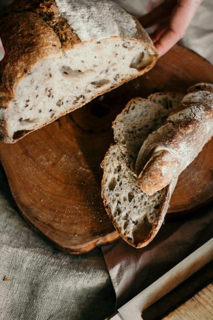 Gesneden Bourgondisch brood