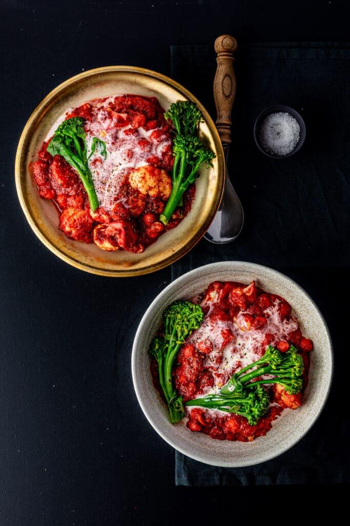 Recept heerlijke en simpele vegan bietencurry