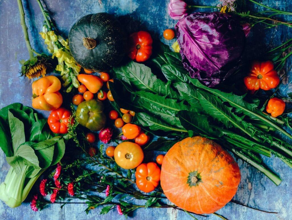 Vegan en koolhydraatarm