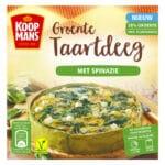 Koopmans Groente taartdeeg met spinazie