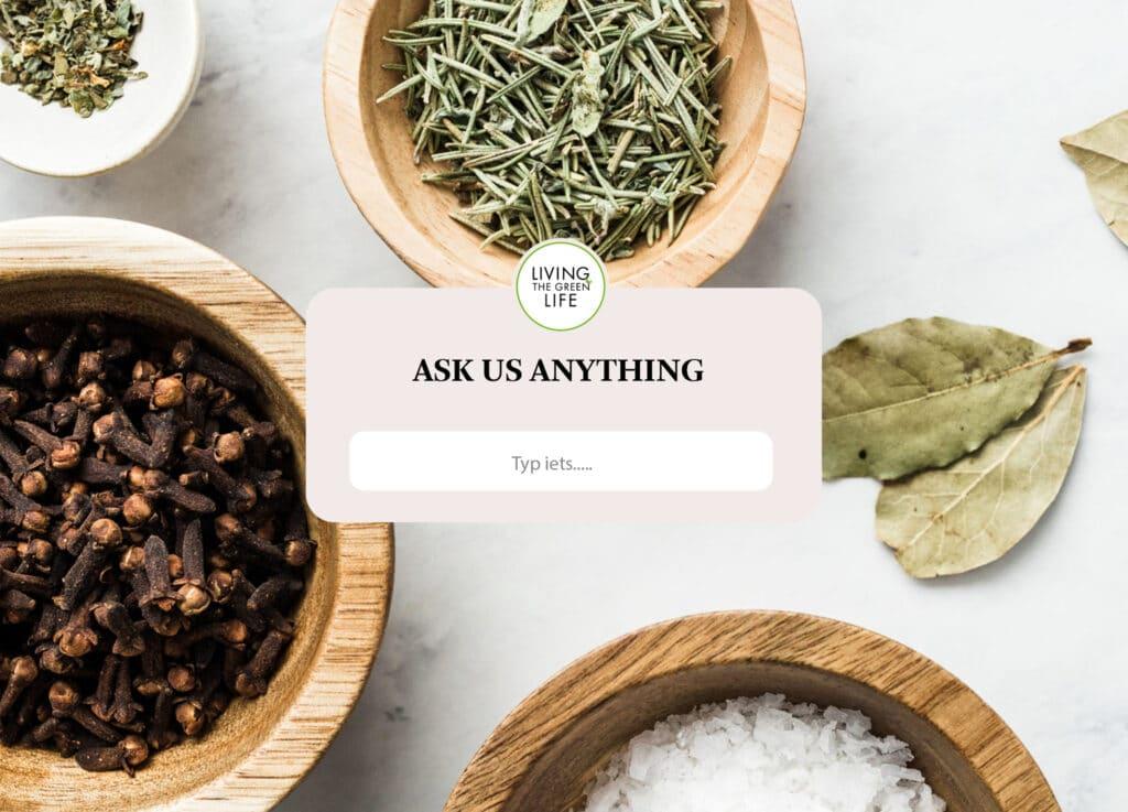 Q&A vol vegan vragen