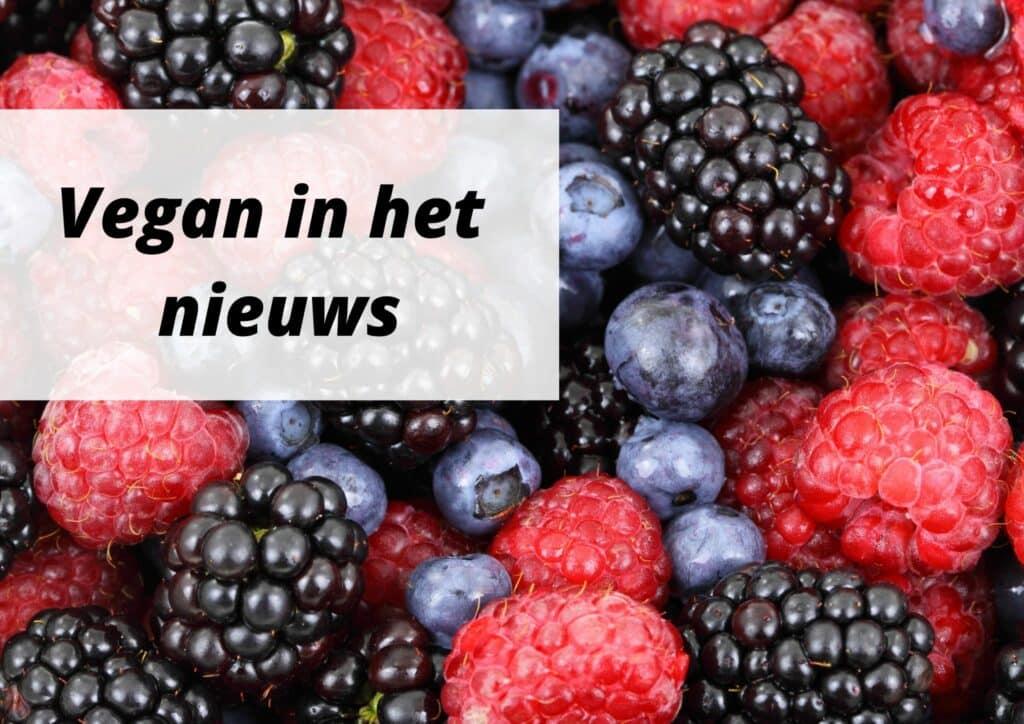 Vegan in het nieuws